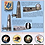 Thumbnail: 1-300 B-24 decals for 565th Heavy Bomber Sqdn early war
