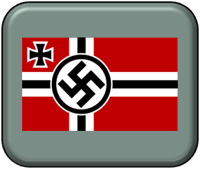 Kriegsmarine Naval Ensign Decals