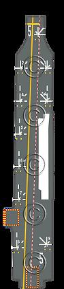 LHA-5 Peleliu deck nvw
