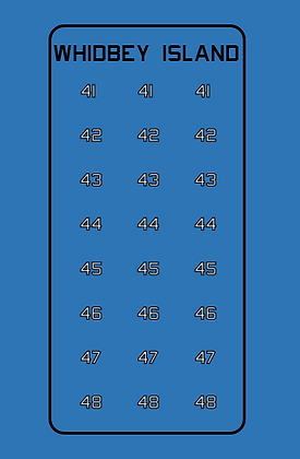 Whidbey Island Hull Numbers