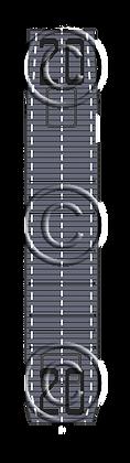 CVE-20 Barnes MS blue 1-1800 scale