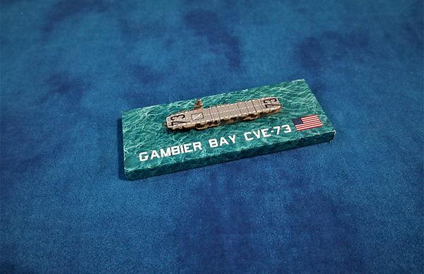 Navwar 1-3000 decal Gambier Bay CVE-73.j