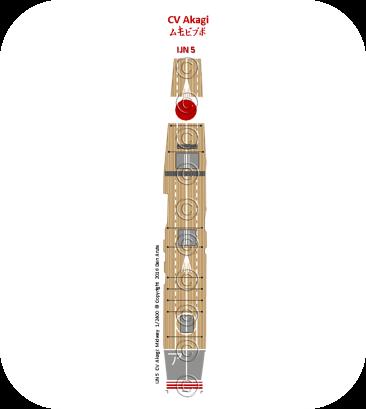 IJN05 CV Akagi: Midway
