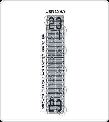 USN123a CVE-23 Breton