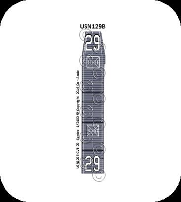 USN129b: CVE-29 Santee measure 21