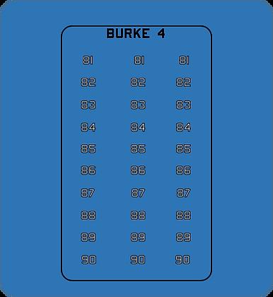Arleigh Burke Class DDG Group #4 hull numbers