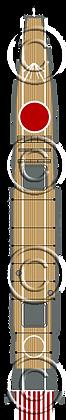 CVL Zuiho & Shoho battle of Midway 1-1800 scale