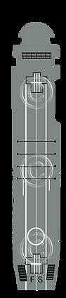 UKN18 CV Furious variant #2