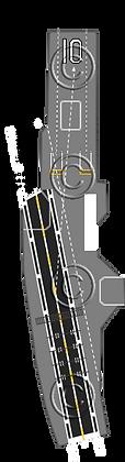 CVS-11 Intrepid angled deck nvw
