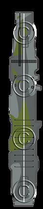 HMS Indefatigable 1944 nvw
