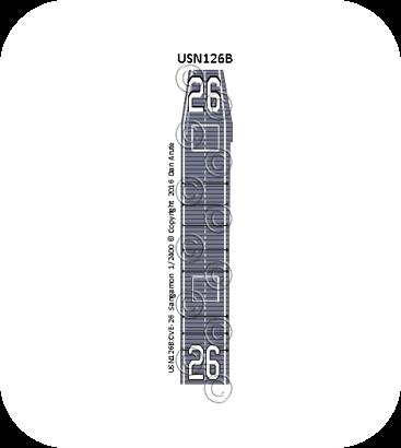 USN126b: CVE-26 Sangamon measure 21