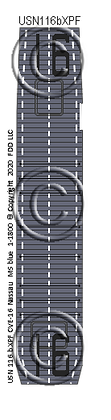 CVE-16 Nassau MS blue 1-1800 scale