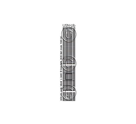 USN-LIb CVE-1 Long Island Faded MS deck