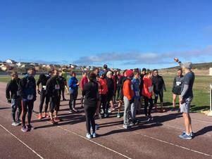 Départ du 10km et Semi-marathon