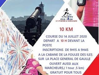 La course du 14 juillet