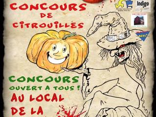 Concours d'Halloween