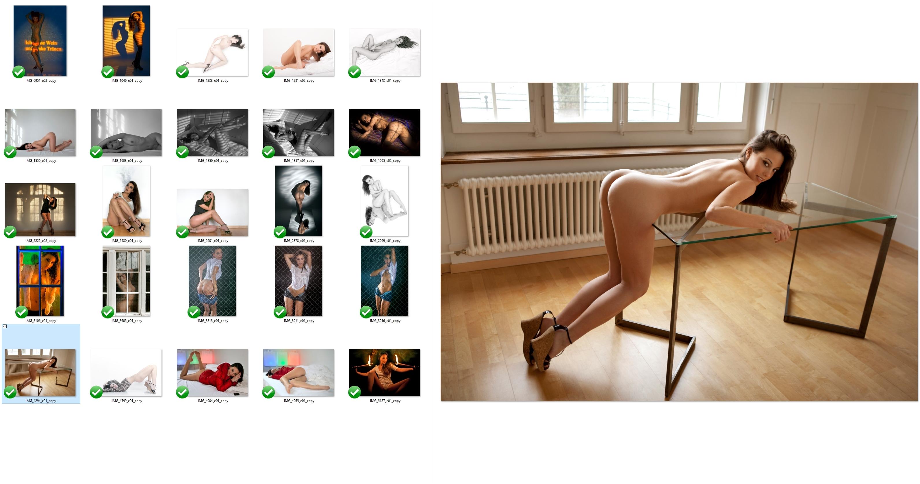 Lorena - Studio (26.01.11)