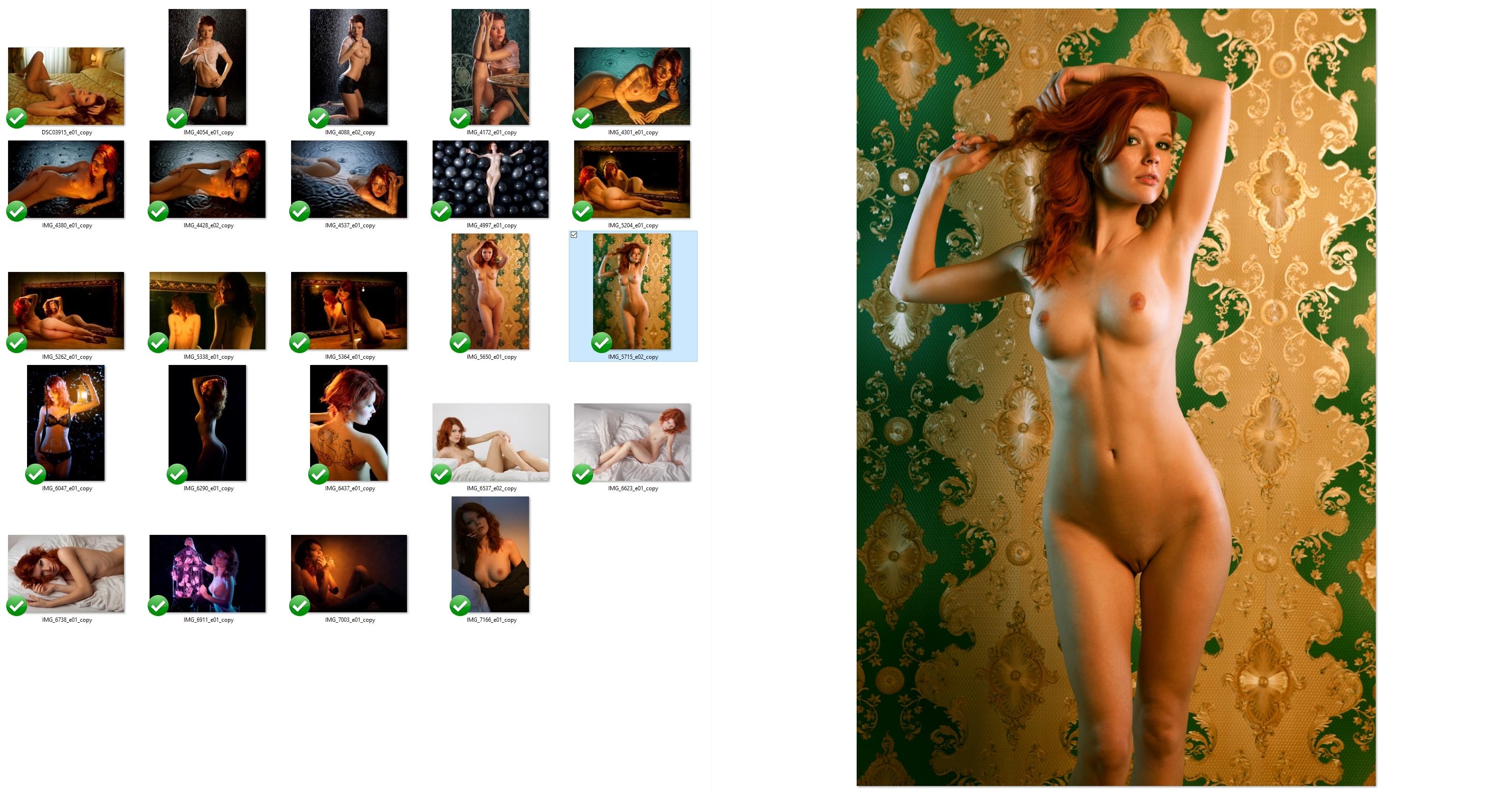 Mia Solis - Studio (07.-08.01.12)