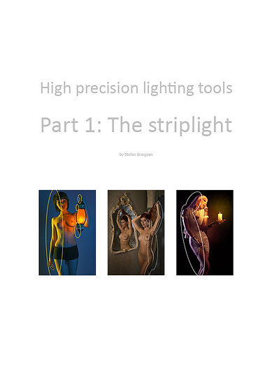 Lighthing Tutorial: High Precision Lighthing Tools: The Striplight