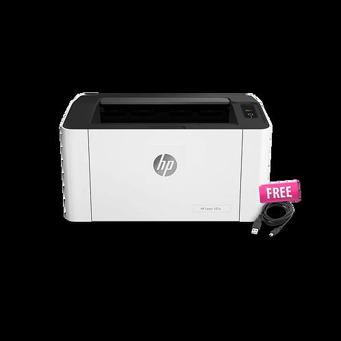 HP Lasejet M107A - Print/A4/20PPM/Toner/106/Black