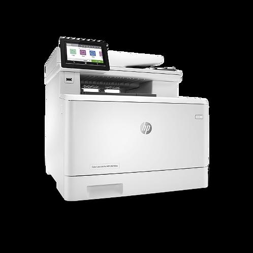 HP Laserjet M479FDW-Print/Scan/Copy/Fax/A4/28PPM/Toner415A/Color