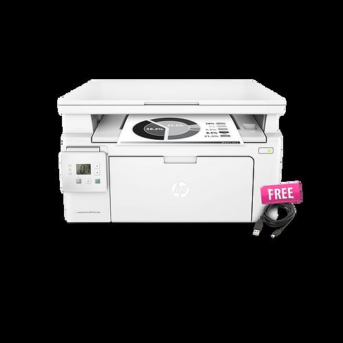 HP Laserjet M130A-Print/Scan/Copy/A4/22PPM/Toner 17A/Black