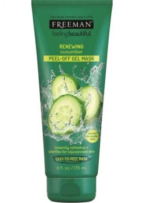 Peel-Off Gel Mask (Cucumber)