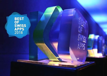 Best of swiss App 2018, Urban Connect wins
