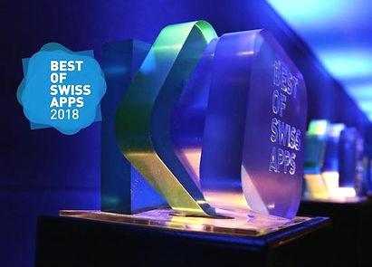 Best of swiss App 2018, Urban Connect wins