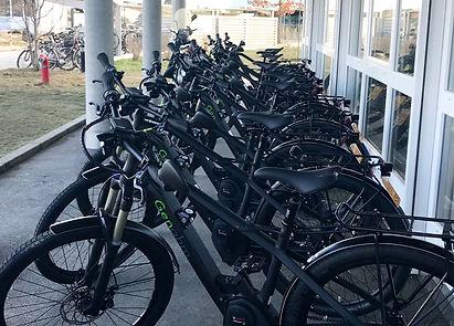 Genohm corporate e-bike fleet Romandie
