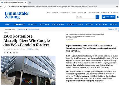 Limmattaler Zeitung Urban Connect.jpg