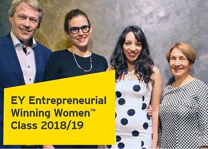 Judith Häberli EY entrepreneurial winning women