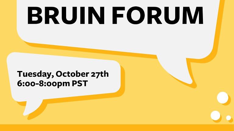 Bruin Forum