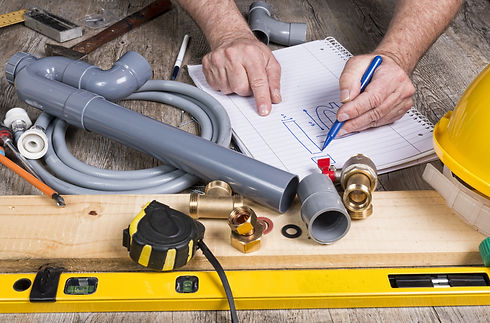 Personalized electrical and plumbing services and customer satisfaction from plan to install