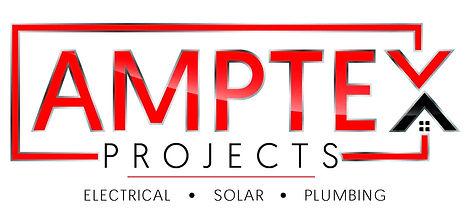 Amptex Electrical and Plumbing Logo