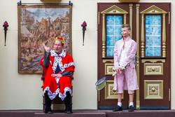 König Ottokar von Puffenstein und Zauber
