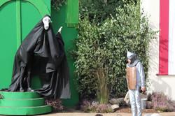 """Zauberer von Oz in """"Der Zauberer von Oz"""""""