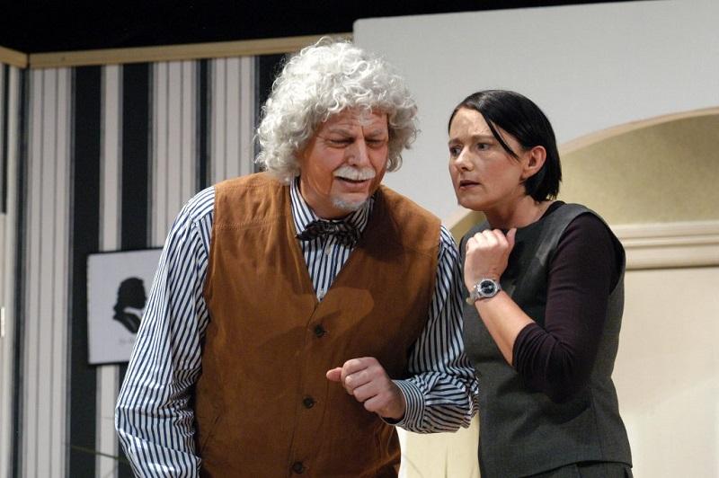 """Viktor Barkmann in """"Asche und Aquavit"""""""