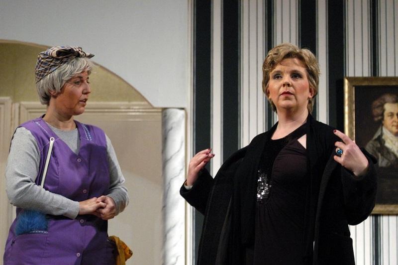 """Ester Mickelson in """"Asche und Aquavit"""""""