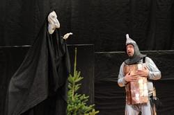Blechmann in _der Zauberer von Oz_