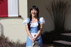 """Dorothy in """"der Zauberer von Oz"""""""