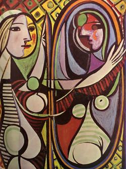 Mulher ao Espelho