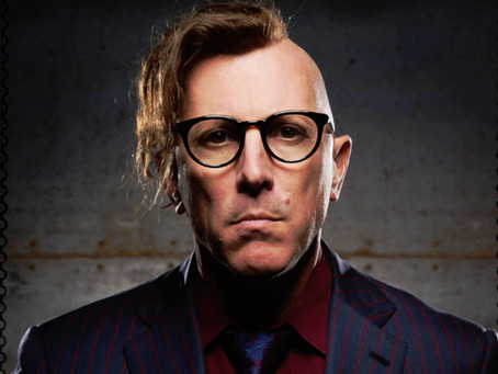 Happy Birthday, Maynard James Keenan!