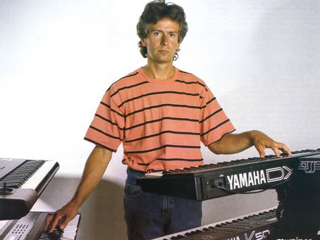 Happy Birthday, Tony Banks!
