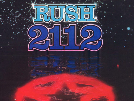 2112 - Rush Has Assumed Control