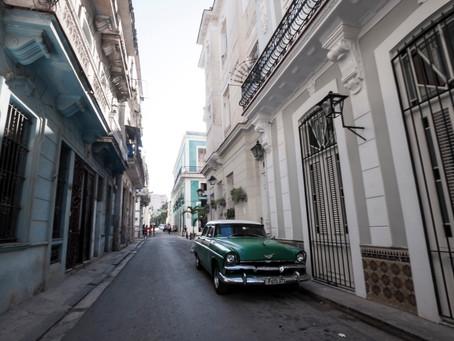 Travel goals: Cuba