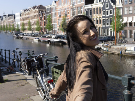 Late spring in Amsterdam