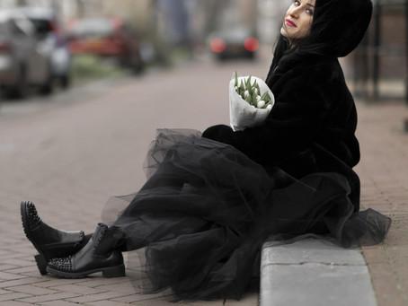 Black swan style