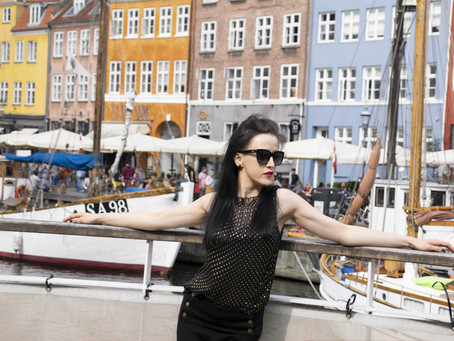 Traveling alone to Copenhagen