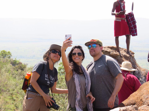 Hike with the Masai